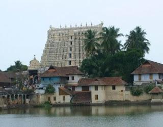 Hindu Temples in Trivandrum Kerala