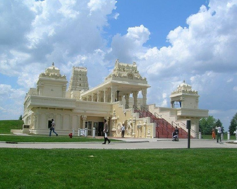 HINDU TEMPLES OUTSIDE INDIA: Sri Venkateswara Swami Temple ...