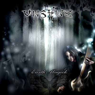 Unshine - Earth Magick (2005) |  The Evil Symphony