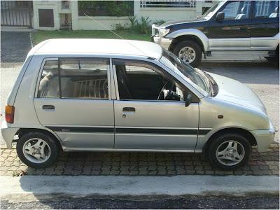 Perodua Nippa Car. recent perodua nippa car