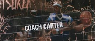 character analysis in coach carter Coach carter morality essays the movie  coach carter is all about morals it is loaded with true life examples of choosing right over wrong and living a good life the way god wants us to the movie is about an inner-city high school basketball team made up with a bunch of tough guy troub.