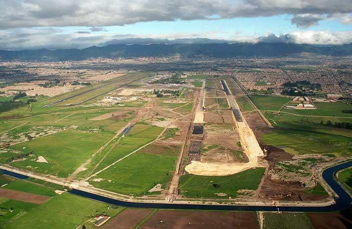 Ye s n for Puerta 6 aeropuerto el dorado