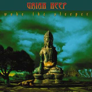 Novedades – Uriah Heep «Wake The Sleeper»