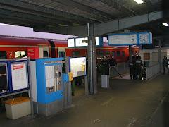 Zug und Bahnsteig evakuiert - 26.09.09