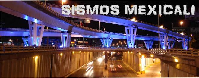 SISMOS MEXICALI
