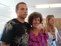 Chris Edwards and Sister Carol