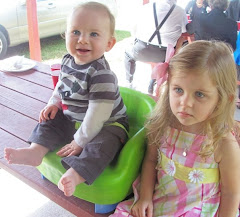 Kaleb and Cousin Addy
