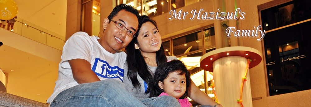 Mr Hazizul's The Photographer
