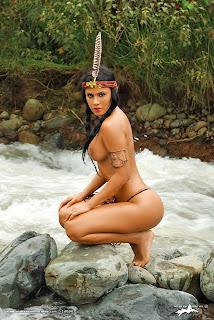 Fotos de sexis nativas Andrea Rincon