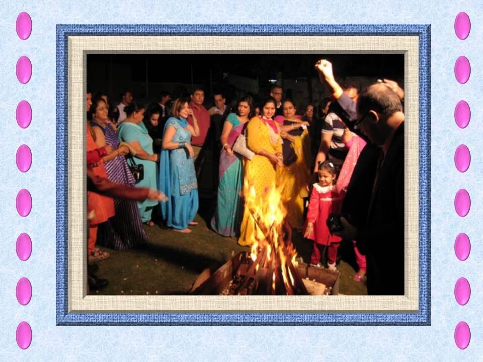 Images Of Lohri Festival. Lohri Festival