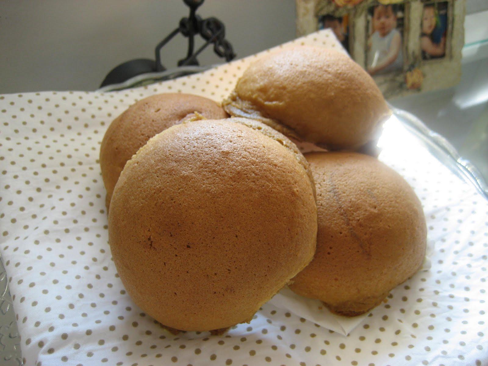 original recipe at mexican coffee bun coffee mexican coffee bun or ...