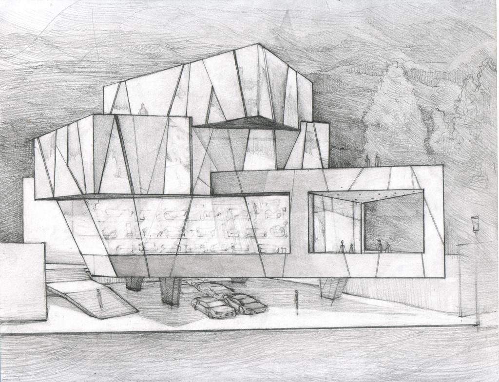 Geometr a aplicada en el mundo arquitectura y geometr as for El dibujo de los arquitectos pdf
