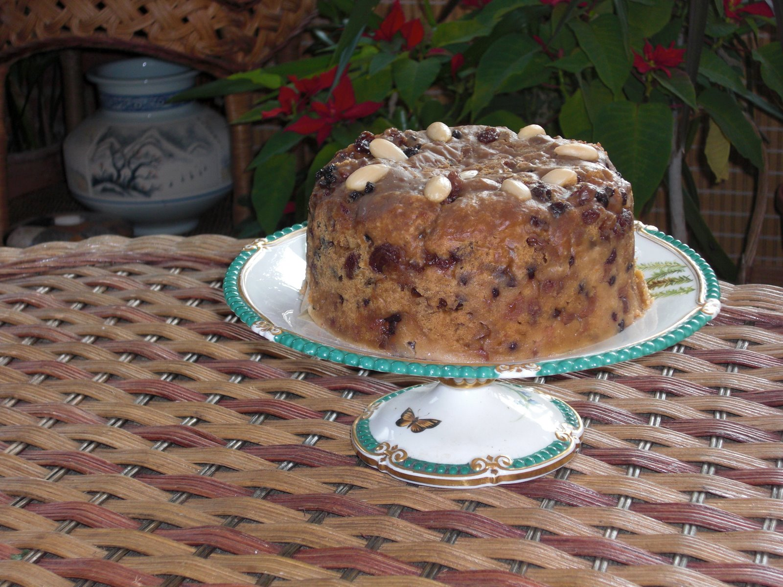 Boiled fruit cake - Mr D's Thermal Cook Book