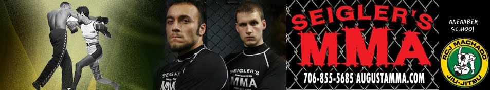 Machado Seminar - Saturday, October 9th, 2010 at Seigler's MMA in Augusta, GA