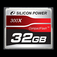 32GB High Speed 300X CompactFlash Card
