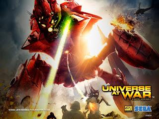 Universe at War Game Online