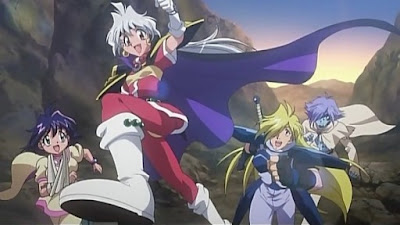 Slayers Revolution / Evolution-R