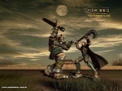 Legend of Mir 2
