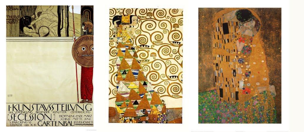 A History Of Graphic Design Chapter 27 Gustav Klimt