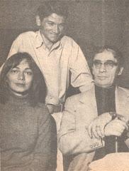 Valeria Seciu, Cezar Ivănescu, Marin Preda