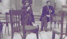 Maria Ivănescu şi Cezar Ivănescu