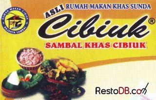 """Cibiuk """"Rumah Makan Khas Sunda"""""""