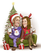 Xmas Card for Chris. Here is a Xmas Card designed for Chris and his Wife. (xmascardchrissmall)