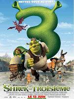 Parodie de 'Shrek le troisième'
