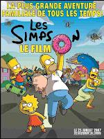 Parodie de 'Les Simpson - le film'