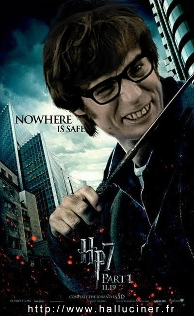 parodie d'harry potter