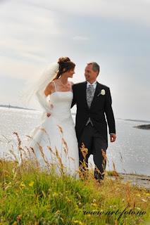 DSC 9938 - Flott brudepar i Juni