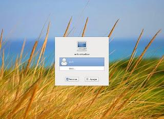 Cambiar el fondo de pantalla de GDM GDM-Dune