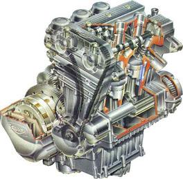 Triumph 3-cilinder