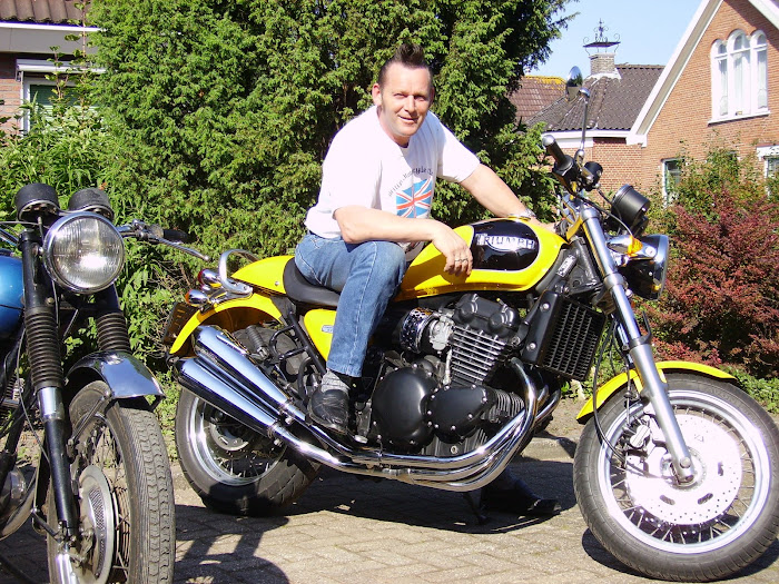 Me & My Thunderbird Sport