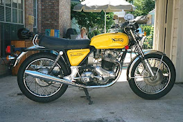 Norton Commando MK3  Roadster