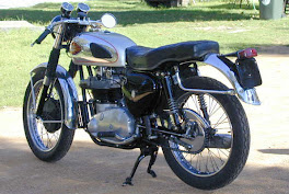 BSA Road Rocket