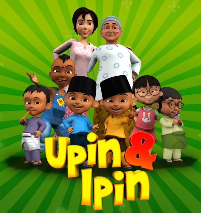 Upin & Ipin The Series [2007]