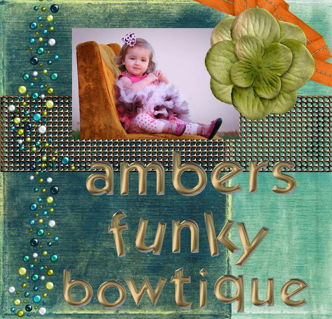 Amber's Funky Bowtique