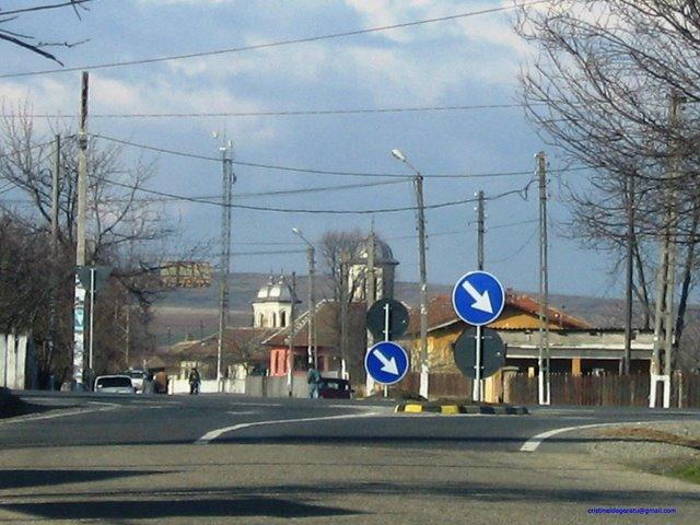 Intersectia DN 56A cu DJ 562 A