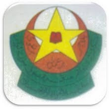 SAMSMEL OLD BADGE