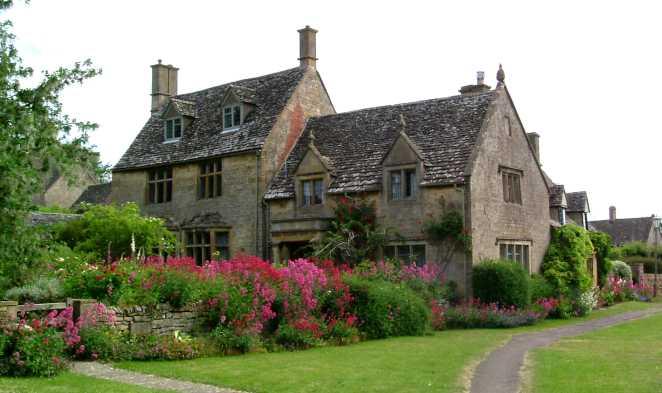 Lavanda rose un viaggio nella campagna inglese for Foto di cucina inglese cottage