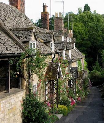 Lavanda rose un viaggio nella campagna inglese for Case in stile cottage inglese
