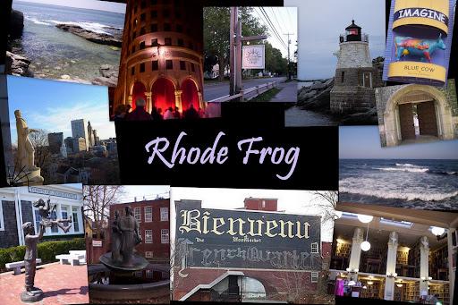 Rhode Frog