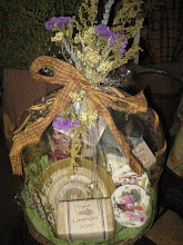 Cottage Garden GIFT BASKET