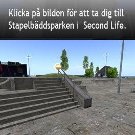 Länk till Stapelbäddsparken i Second Life (SLURL)