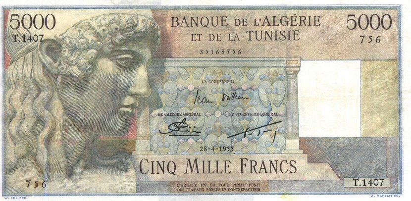 عملة الجزائر من الاستعمار الى يومنا هدا 526307374