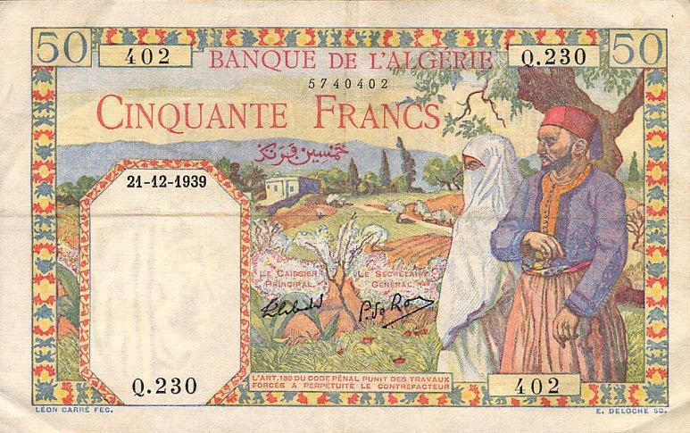 عملة الجزائر من الاستعمار الى يومنا هدا 819005113