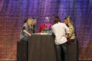 kóstoló asztal