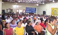 Ica, Abril 2008: I Encuentro Regional de Desplazad@s