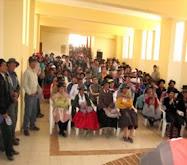 Ayacucho, Abril 2010: CORAVIP II Encuentro Regional